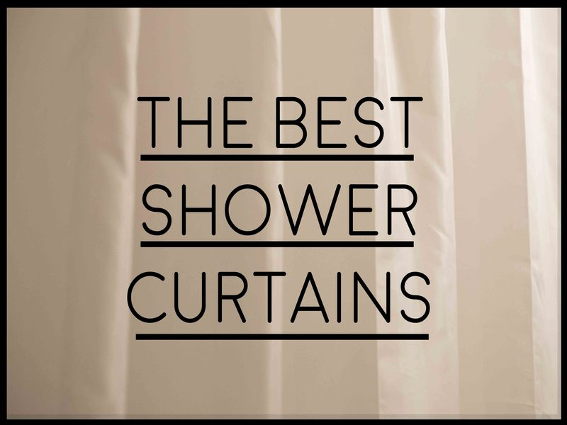 Ranked List Of The Best Shower Curtains