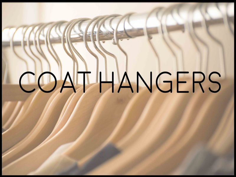 Ranked List Of The Best Coat Hangers - Home Supply Lists