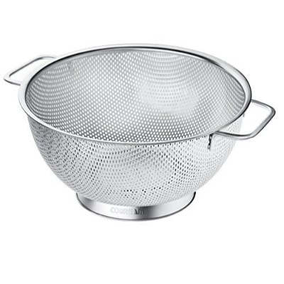 Codream® Micro Perforated Stainless Steel Colander 5 Quart with Handles
