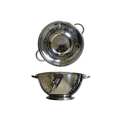 Al-de-chef Colander 11 Stainless Steel