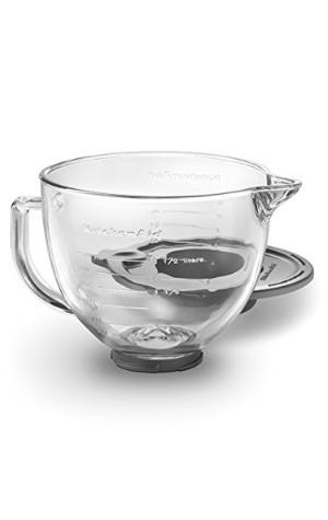 KitchenAid K5GB 5-Qt. Tilt-Head Glass Bowl