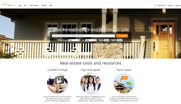 Ranked List Of The Best Real Estate Websites To Find A Home
