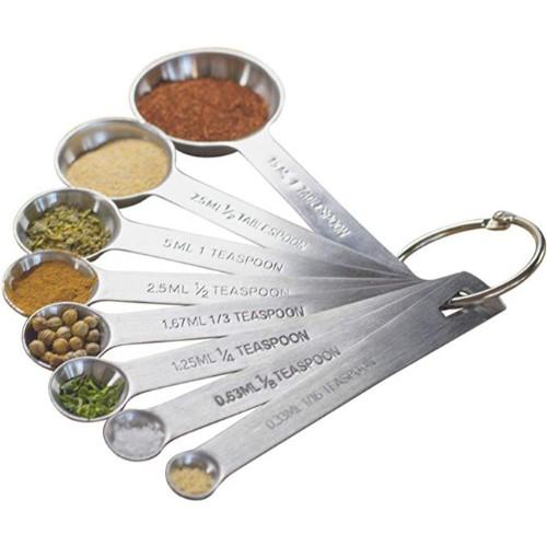 Natizo Stainless Steel Measuring Spoons