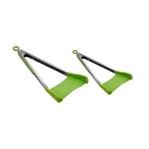 Clever Tongs - 2 in 1 Kitchen Spatula