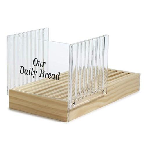 Norpro Homemade Bread Slicer & Crumb Catcher