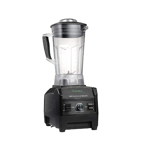 CleanBlend 3HP 1800 Watt Commercial Blender