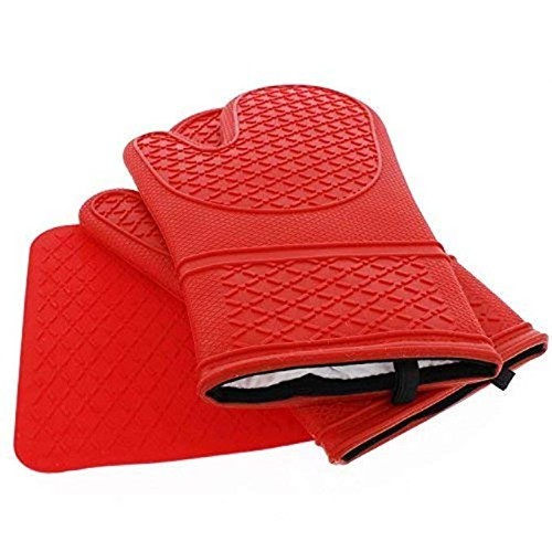 Elbee Silicone Oven Mitts