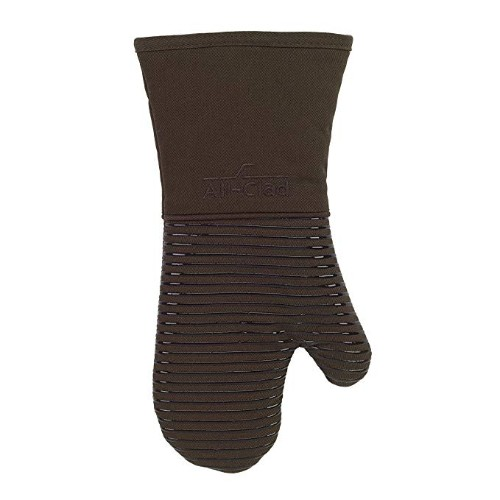 All-Clad Textiles Deluxe Heat and Stain Resistant Oven Mitt