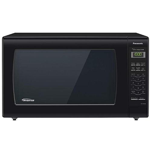 Panasonic NN-SN936B Countertop Microwave with Inverter Technology