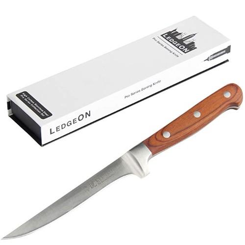 LedgeON 6″ Professional Boning Knife