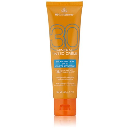 MDSolarSciences Mineral Tinted Creme Sunscreen SPF 30