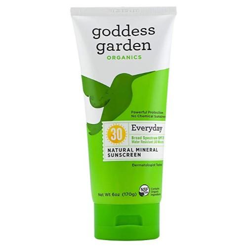 Goddess Garden Organics – Everyday Organic Sunscreen SPF 30