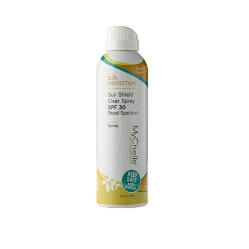MyChelle Dermaceuticals Sun Shield Clear Spray, SPF 30