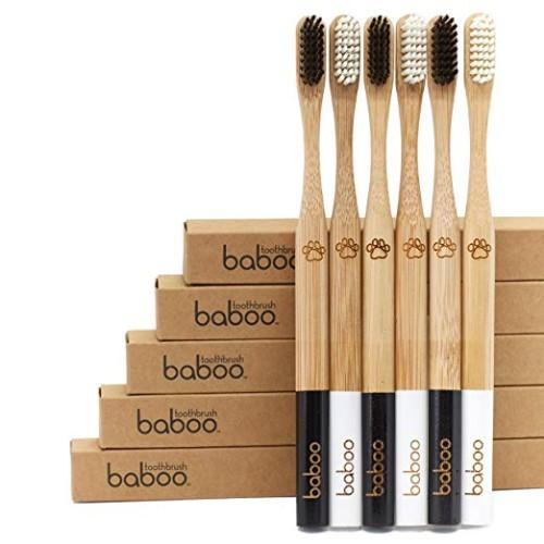 Baboo Bamboo Toothbrush