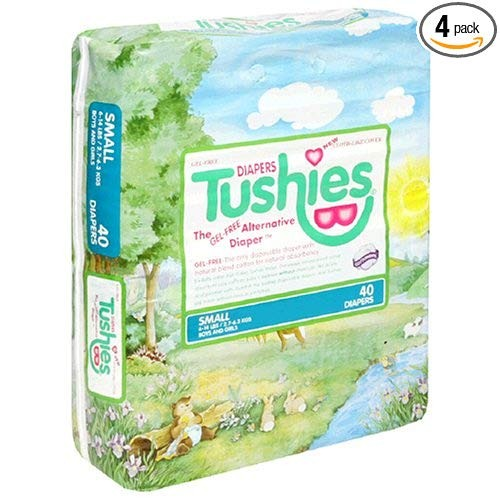 Tushies Diapers