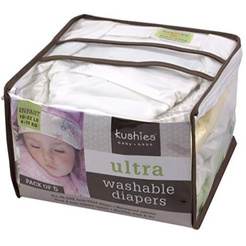 Kushies Diapers