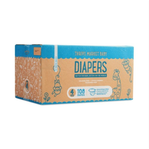 Thrive Market Diapers